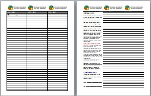 image about Printable Geocache Log known as No cost Printable Log Sheets, Stash Notes and Additional! Floor Zero